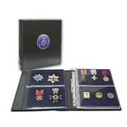 Альбом Premium для медалей,  орденов и значков