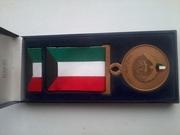 Медаль за войну в заливе,  Кувейт, 1991