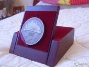 Медаль Сочи 2014 бронзовая.